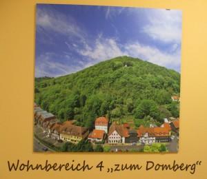 """Wohnbereich 4 """"Zum Domberg"""""""